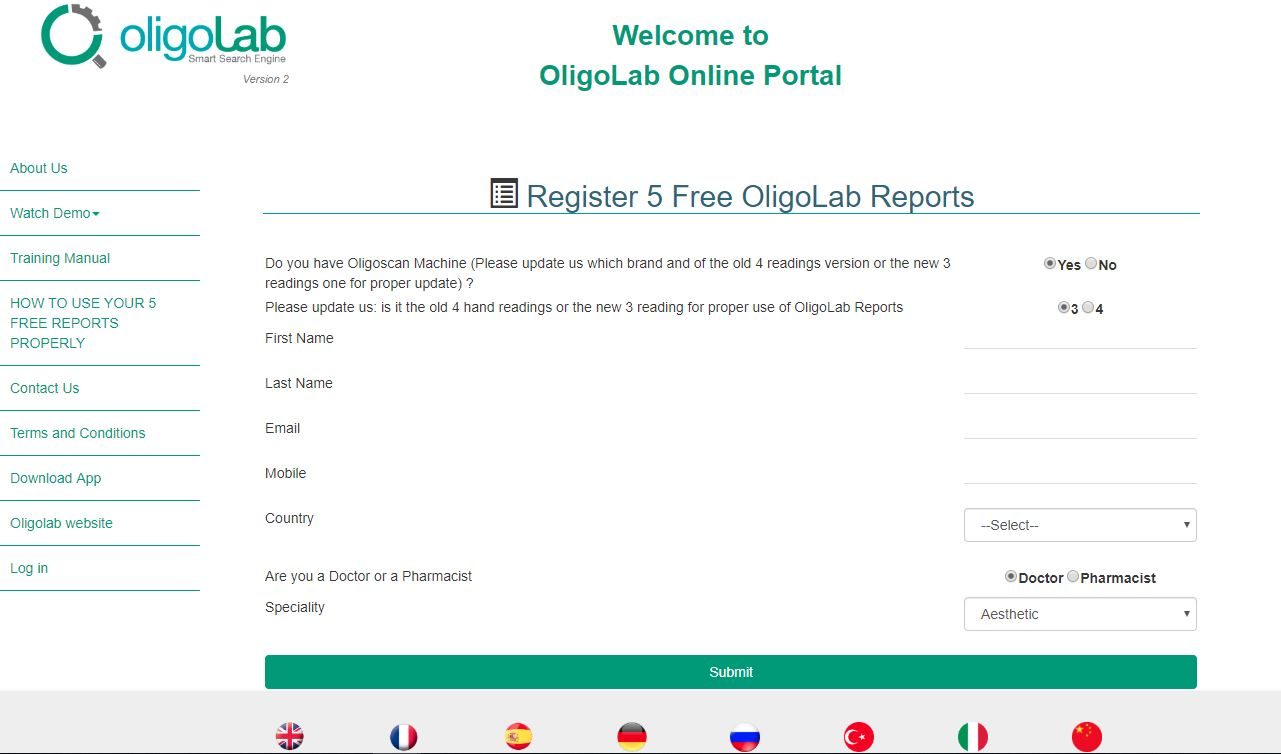 Free Reports